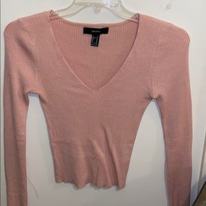 Pink long sleeve!